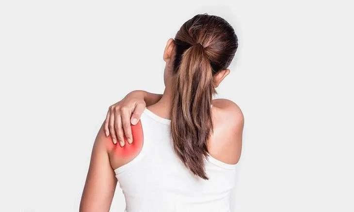 筋膜枪 肩周炎