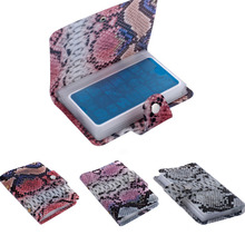 20/32Slots Nail Art Stamping Plate Case Holder Nail Stamp Template Holder Album Storage For Dia 6.5cm*12.5/6cm*12cm Stencil