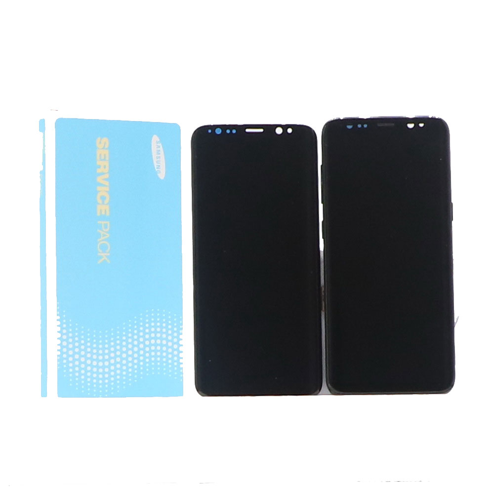 Original LCD For Samsung <font><b>Galaxy</b></font> <font><b>S8</b></font> <font><b>S8</b></font> plus G950 G950F G955fd G955F G955 Dead pixel burn Lcd <font><b>Display</b></font> With Touch Screen Digitize image