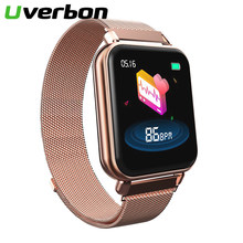 Nova y6 pro pulseira inteligente de oxigênio fitness rastreador pressão arterial freqüência cardíaca relógio inteligente para ios ip67 à prova dip67 água esportes banda inteligente