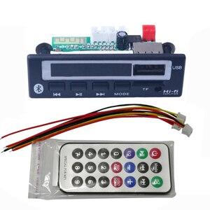 Image 2 - Módulo Decodificador de Audio MP3, Bluetooth, USB, TF, FM, Radio, MP3, WMA, WAV, receptor inalámbrico de música, placa de decodificación para accesorios de coche