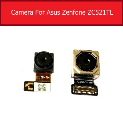 Front & Rear Back Camera For ASUS Zenfone 3s Max Pegasus 3S ZC521TL X00GD Small Facing Main Big Camera Repair Parts