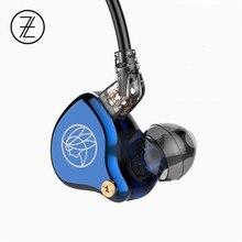 TFZ – écouteurs intra-auriculaires Galaxy T2, réduction du bruit, câble hi-fi, musique, métal