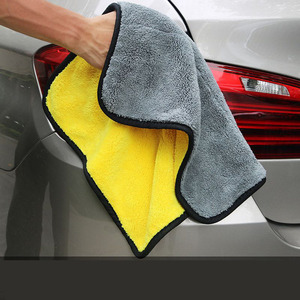 Car Cleaning Super Absorbency Towel FOR clip renault audi a6 c7 opel insignia focus mk1 galaxy chrysler voyager passat b5 fl(China)