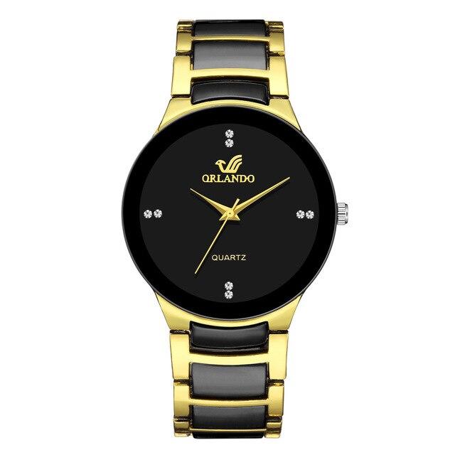 Quartz Watch Relogio Masculino Casual Business Wristwatch  5