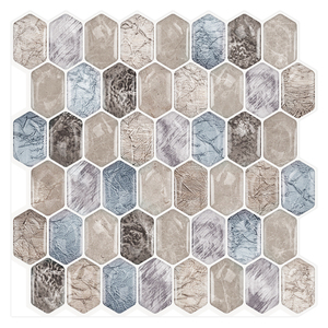 "Image 4 - Cocotik 12 ""x 12"" Da Cucina Piastrelle Backsplash Buccia e Bastone Adesivi Murali, 10 Lenzuola/Pack"
