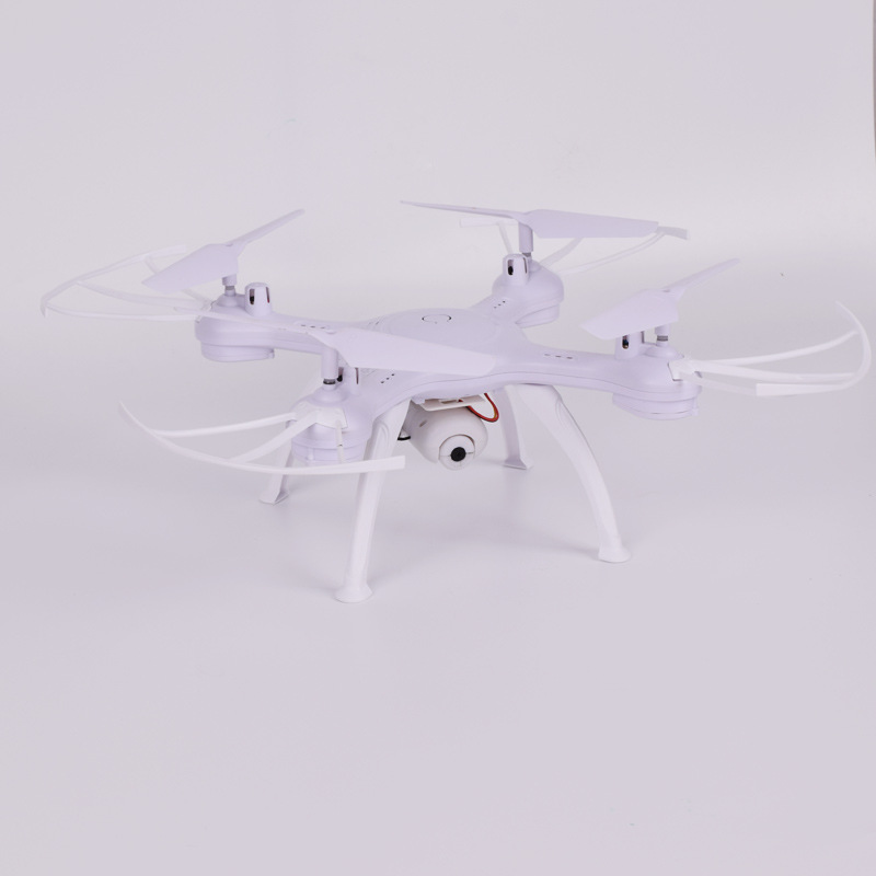 Hot Sales X5u Real-Time Aerial Photography WiFi Quadcopter Unmanned Aerial Vehicle Remote Control Aircraft CHILDREN'S Toy Drone