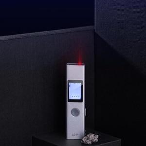 Image 5 - Original Youpin Duka LS P Laser Range Finder 40m USB Flash Charging Range Finder High Precision Measurement Portable Rangefinder