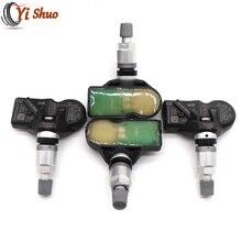 Sistema de supervisión de presión de neumáticos, Sensor TPMS 5Q0907275B para Volkswagen Arteon, Caravelle, Eos, Crafter, Golf, Polo, 433MHz, 1998 2007
