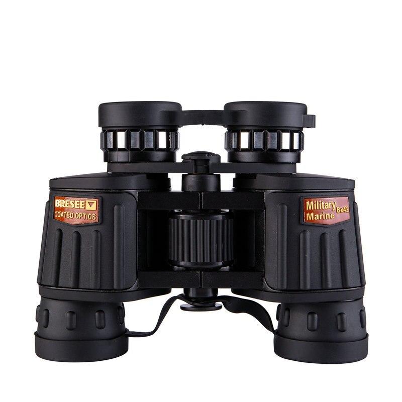 Купить мощный военный бинокль 8x42 высокой четкости оптический стекло