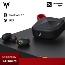 TWS Bluetooth Earphones 5.0 QCC3020 B6 IPX7 bluetooth  Wireless Waterproof headset Support Aptx наушники беспроводные For iOS/Android