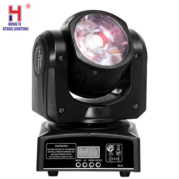 Движущийся головной Луч led 60 Вт огни RGBW 4в1 DMX512 для дискотеки вечерние dj освещение