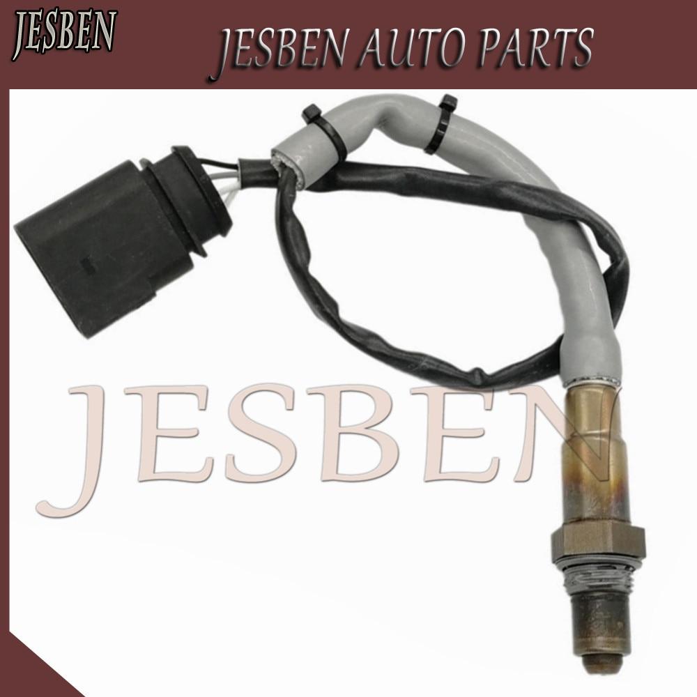 022906262BG 0258006577 Rear Lambda Probe O2 Oxygen Sensor Fit For VW TOUAREG Beetle Jetta Golf Audi TT A4 2.0L 3.6L 2001-2006