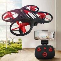 2 4G Headless Modus Mini Quadcopter Höhe Halten RC Drone WIFI 720P HD Kamera Fernbedienung Eders Geschenke Für anfänger Kinder-in RC Quadcopter aus Spielzeug und Hobbys bei