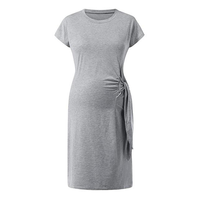 Fashion Maternity Dress for Women's Pregnancy 2