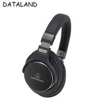 Earphone Over Ear High Resolution Headphones Professional Wired Headphones HiFi Foldable Earphones With Microphone Earphone