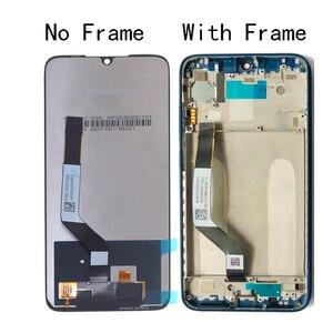 """Image 2 - 6.26 """"LCD Originale Per Xiaomi Redmi Nota 7 Display LCD + Touch Screen Digitizer Assembly per la Nota Redmi 7 pro con telaio kit di Riparazione"""