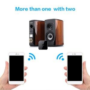 Image 4 - Bluetooth 5.0 hdオーディオ送信機は、 3.5 ミリメートルaux spdifデジタルテレビワイヤレスアダプタ