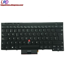 Backlit Keyboard Laptop X230T Thinkpad T430i Lenovo W530 New Spanish Latin ES for X230x230i/X230t/T430/..