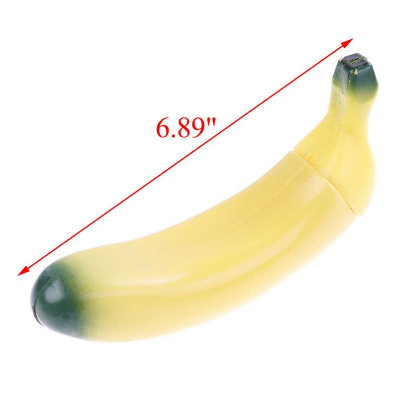 Banana Lustige Gags Praktische Maker Trick Witze Spielzeug für Erwachsene Schmutzig Heikles Spaß Neuheit Spielzeug