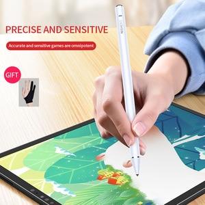 Image 2 - Material escolar e escritório, caneta tátil, 1.5mm, para apple ipad pro, tela capacitiva, para ios, iphone, android, microsoft superfície tablet