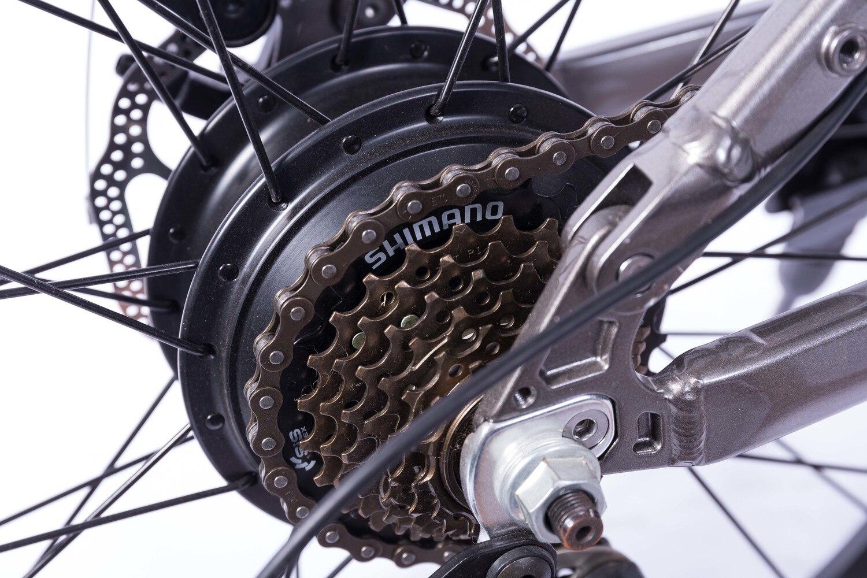 S9F China manufacturer 20 inch e bike 48v 1000w Bafang Motor fatbike 14AH Sam sung battery folding electric bike 19