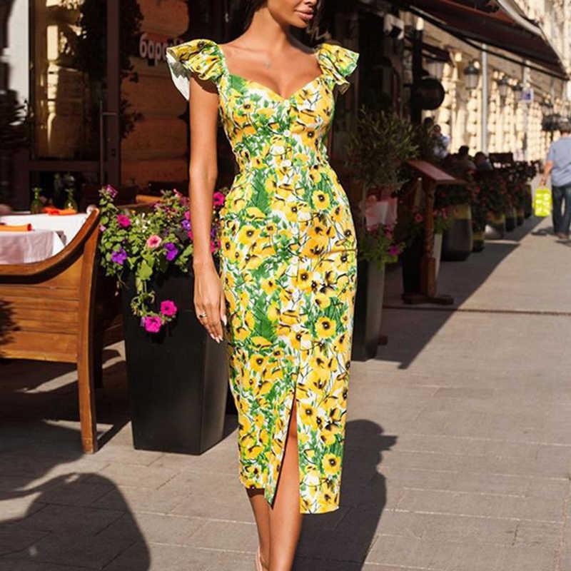 Женское платье, женские вечерние летние облегающие вечерние платья, облегающие миди с коротким рукавом, повседневные
