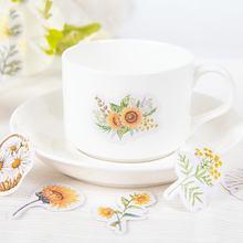 20 упаковок маргаритки И Подсолнухи серии цветочный diy Декор