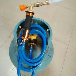 Image 5 - Ignition Liquefaction Welding Gas Torch Copper Explosion Proof Hose Welding Tool For Pipeline Air Conditioning