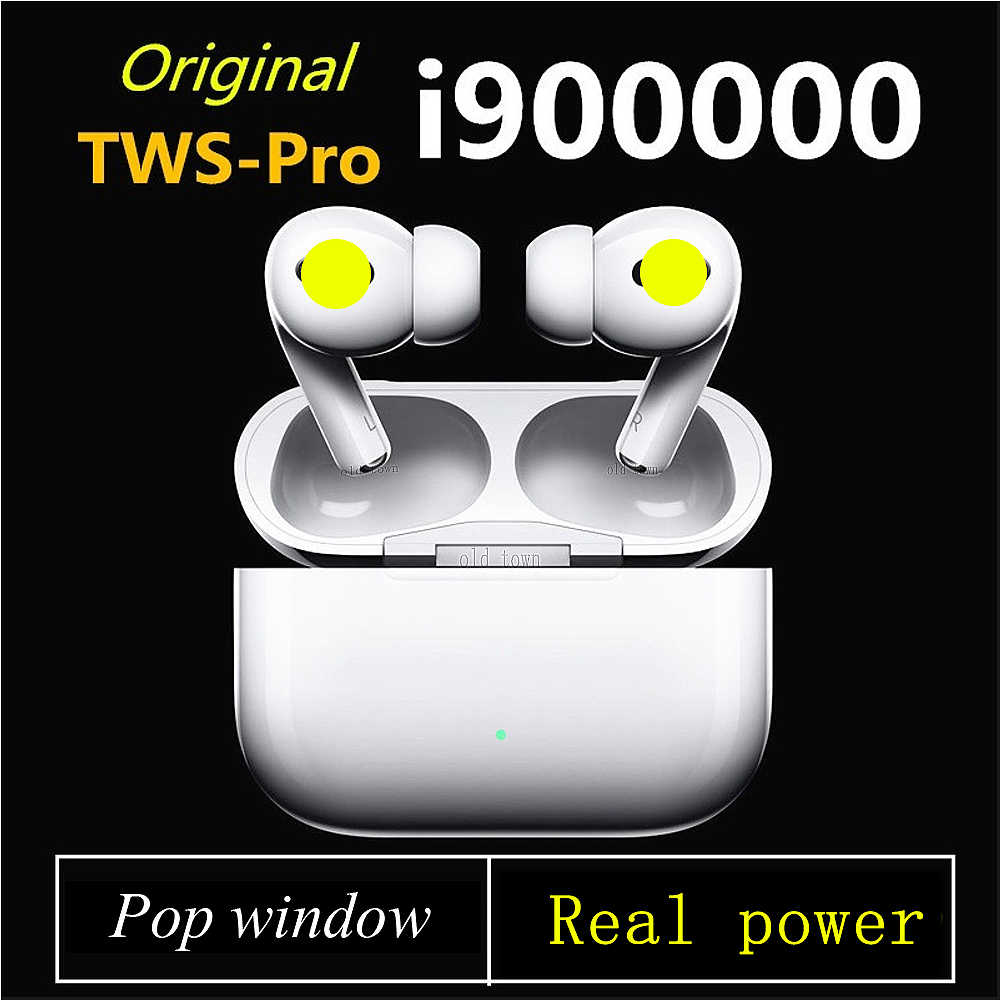I900000 Pro TWS Headphone Wireless Bluetooth 5.0 Earphone Mini Earbuds with Mic Charging Box Sport Headset for Smart Phone