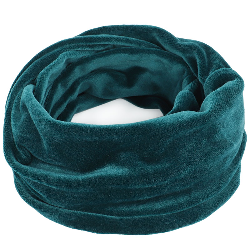 Women Scarf Women Knitted Snood Scarf Winter Infinity Scarves Neck Circle Cable Warm Soft Ring Scarf Female 2019