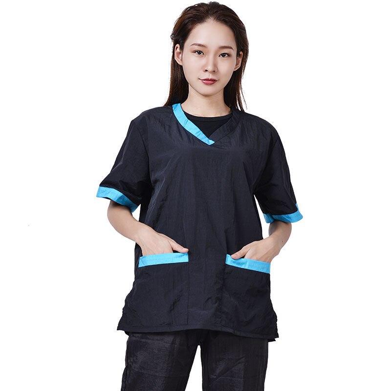 terno anti estatico esteticista uniforme y0621 03