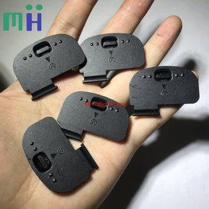 Image 1 - İkinci el Nikon D7100 D7200 D7500 pil bölmesi kapağı kapaklı kap kamera değiştirme ünitesi onarım bölümü