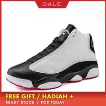 BOUSSAC 2019 men Basketball Shoes High Top Cushioning Jordan Sneakers Outdoor retro 13 Jordan basketball sneakers boots