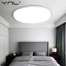 LED panneau lampe LED plafonnier AC 85-265V 48W 36W 24W 18W 13W 9W 6W éclairage à la maison chambre salon moderne plafonnier