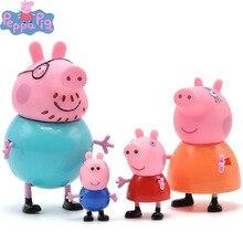 4pcs Peppa Pig George…