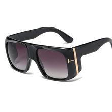 Tf óculos de sol feminino 2020 alta qualidade steampunk óculos de sol grandes dimensões retângulo oculos de sol masculino uv400