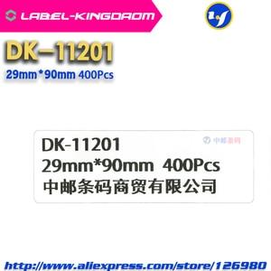 Image 3 - 15 Refill Rolls Compatible DK 11201 Label 29mm*90mm Die Cut Compatible for Brother Label Printer White Paper DK11201 DK 1201