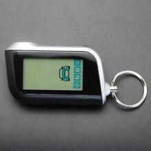 Keychain Für Starline A93 Vertikale bildschirm LCD Fernbedienung Keychain für Twage Starline A93 Zwei Weg Auto Einbrecher Alarm System