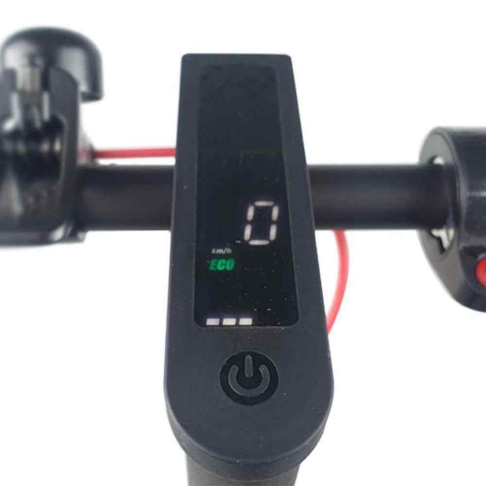 ユニバーサル防水パネルダッシュボード回路ボードシリコンカバーケースxiaomi mijia M365/M365 プロ電動スクータープロのpcb