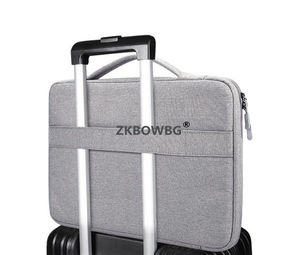 "Image 3 - กระเป๋าถือแล็ปท็อปกระเป๋ากันน้ำพกพาสำหรับ Microsoft 12.3 ""พื้นผิว Pro 6/หนังสือพื้นผิว 5/4 13.5 ""Pro 3/2 ฝาครอบ"