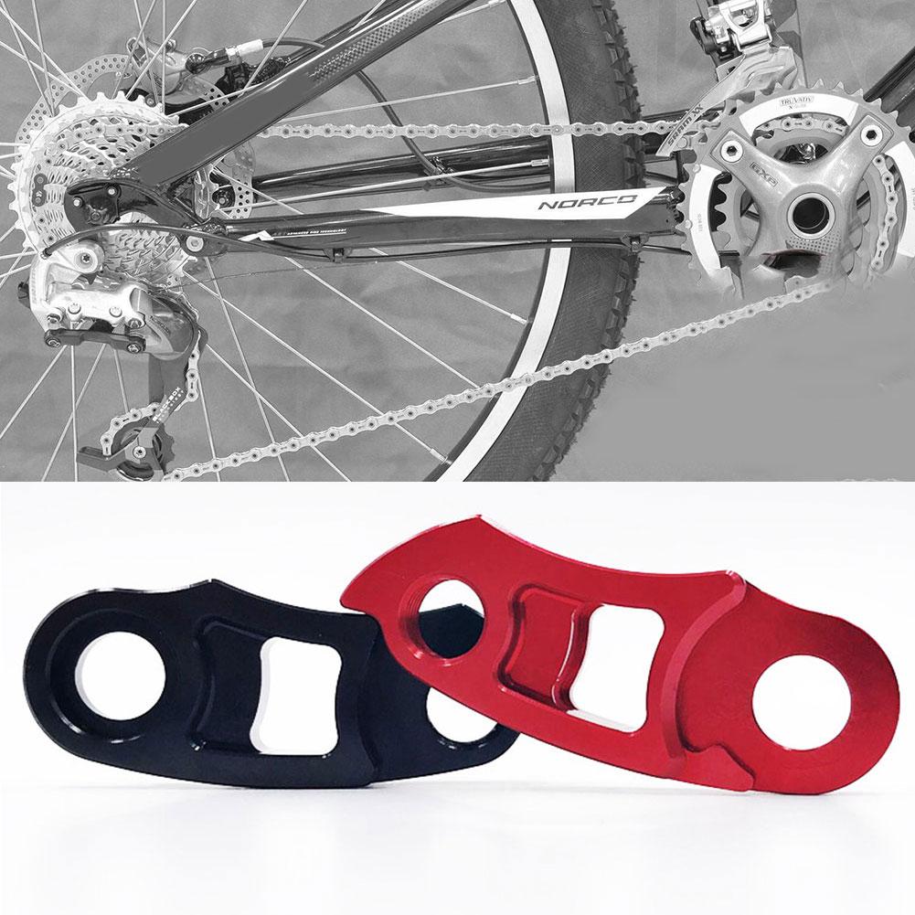 2Pc Moutain Road Bike Tail Hook Rear Derailleur Hanger Extension with Screws