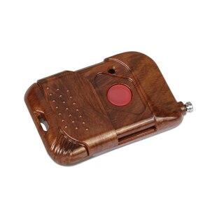 Image 2 - مفتاح للتحكم عن بعد للمنزل الذكي Rubrum 433mhz تيار مستمر 12 فولت 1 CH مفتاح مرحل RF زر دفع 433 Mhz للتحكم عن بعد لباب البوابة