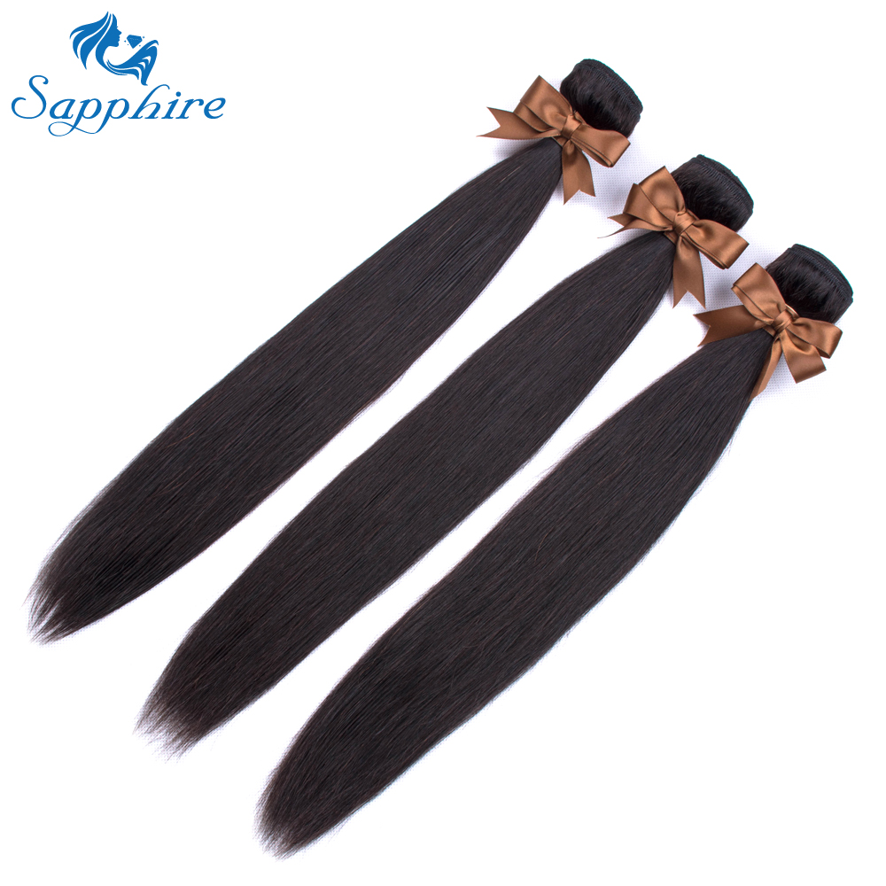 H775f2ffd4396405d9eeb21269e8ad151s Sapphire Straight Hair Frontal With Bundles Human Hair Bundles With Frontal Brazilian Hair Weave Bundles With Closure Frontal