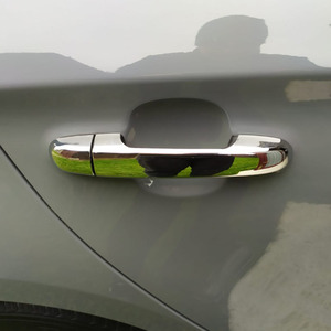 Image 4 - For Hyundai i20 accessories 1 i  2008 2009 2010 2011 2012 2013 2014  chrome door handle cover