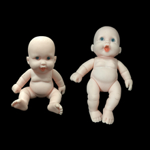 Doll Simulation-Model Blank Newborn-Baby Kids DIY Toys-Kit Unpainted Body-Figure Unfinished