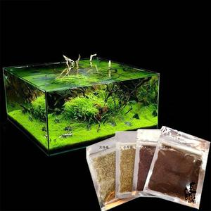 Aquarium Plant Seeds Aquatic Water Grass Decoration as Garden Fish Tank Foreground Plant