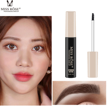 Quick-drying Matte Beauty Eyebrow Pencil Three-dimensional Waterproof Durable Non-marking Professional Dyeing Cream