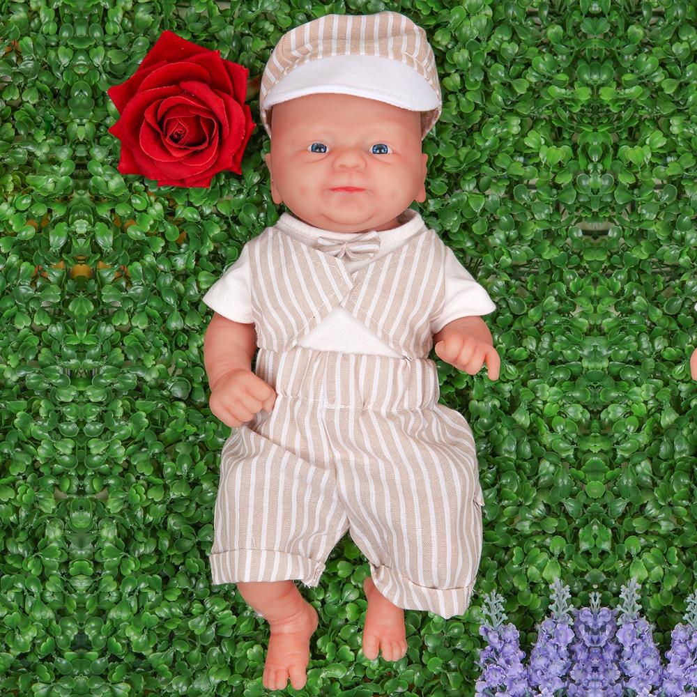IVITA WB1512 36cm 1.65kg bebe reborn bébé silicone corps recevoir nacidos realistas nouveau-né bébés garçon yeux ouverts enfants jouets