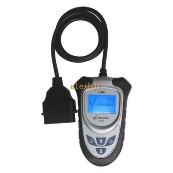 Car Diagnostic Tool Car Code Reader Support ISO14230-4 (KWP2000), ISO9141-2, J1850 VPW, J1850, OBD2 CANBUS Code Reader